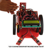 Sound Operated Robot